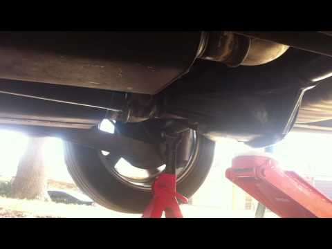 tire wobble and axle noise