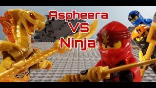 Ninjago Aspheera Vs Ninja