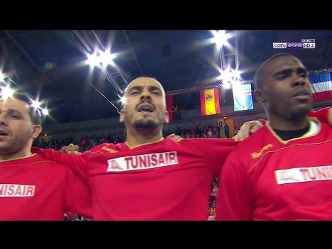 Match Complet Handball Mondial 2017 Islande vs Tunisie 15-01-2017