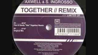 Axwell & Ingrosso - Together (DJ Flex & Sandy