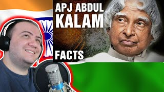 HAPPY BIRTHDAY DR APJ! Today I learn 10 Surprising Facts About Dr. APJ Abdul Kalam   2021 Reaction