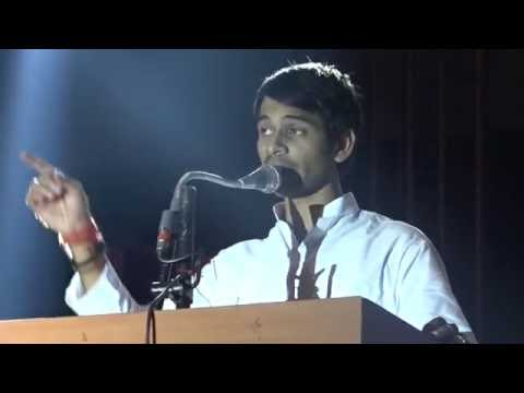 Speech of Tej Pratap Yadav in Mahua on the occasion of shri krishna janmasthami