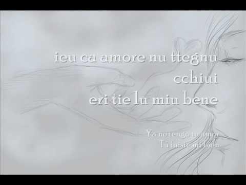 Nuvole Bianche (letra y traducción)