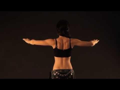 видео: Анна Акинцева  Работа рук лопатки