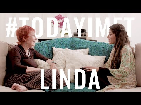 #TodayIMet Linda Frost | Season 1 Episode 1