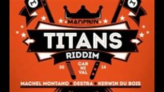 Spoil Mehself - Kerwin Dubois [Titans Riddim] (Soca 2014)