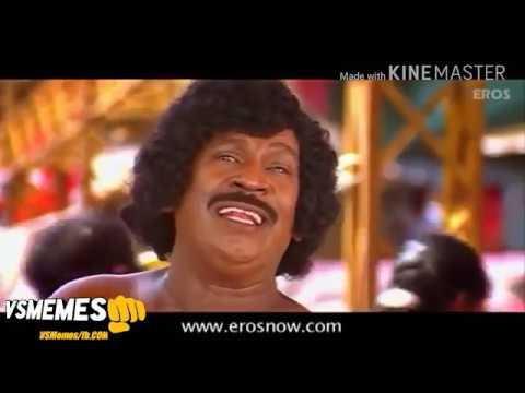Aathi Ena Nee -Kathi Song Legend Vadivelu Comedy Reload Version ¦ VS Official