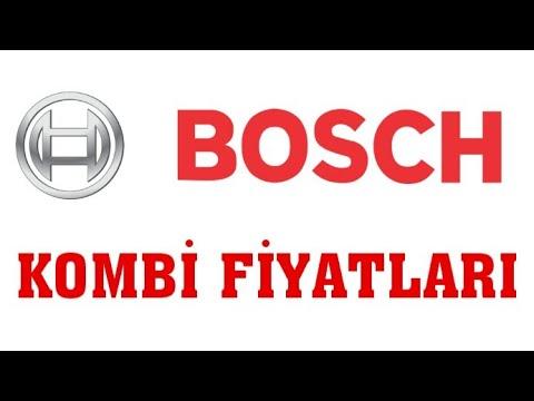 Bosch 2200 İ Yoğuşmalı Kombi Tanıtım