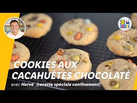 cookies-aux-cacahuètes-chocolatées-|-lidl-cuisine