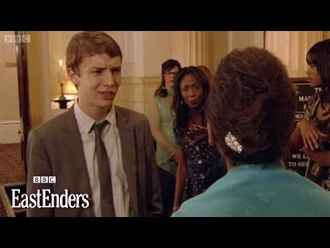 Libby confronts Darren - EastEnders - BBC
