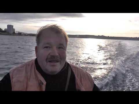 Севастополь. Рыбалка на Черном море с лодки. Луфарь, селёдка. thumbnail