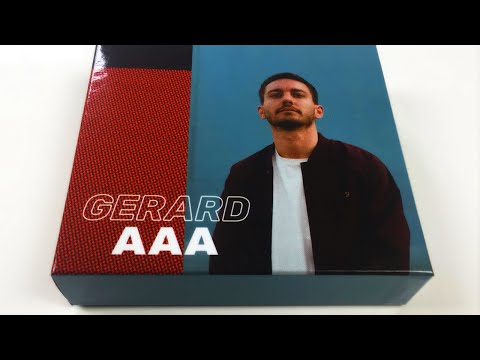 Gerard - AAA Box Unboxing