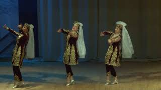 Ансамбль Бахор Бухарский танец