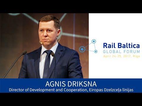 A. Driksna. Multi-Modal Public Transport Hub in Riga | RBGF 2017