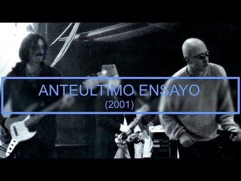 Una piba con la remera de Greenpeace (Anteúltimo ensayo, abril de 2001) - Los Redondos (HD)