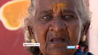 Fifty years after massive Cyclone hit DHANUSHKODI