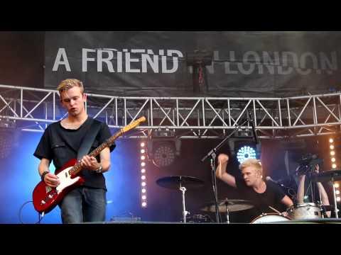 Rocket - A Friend in London live @ Smukfest 2012