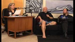 Funny Vampire Talk on the Rev Mel Show