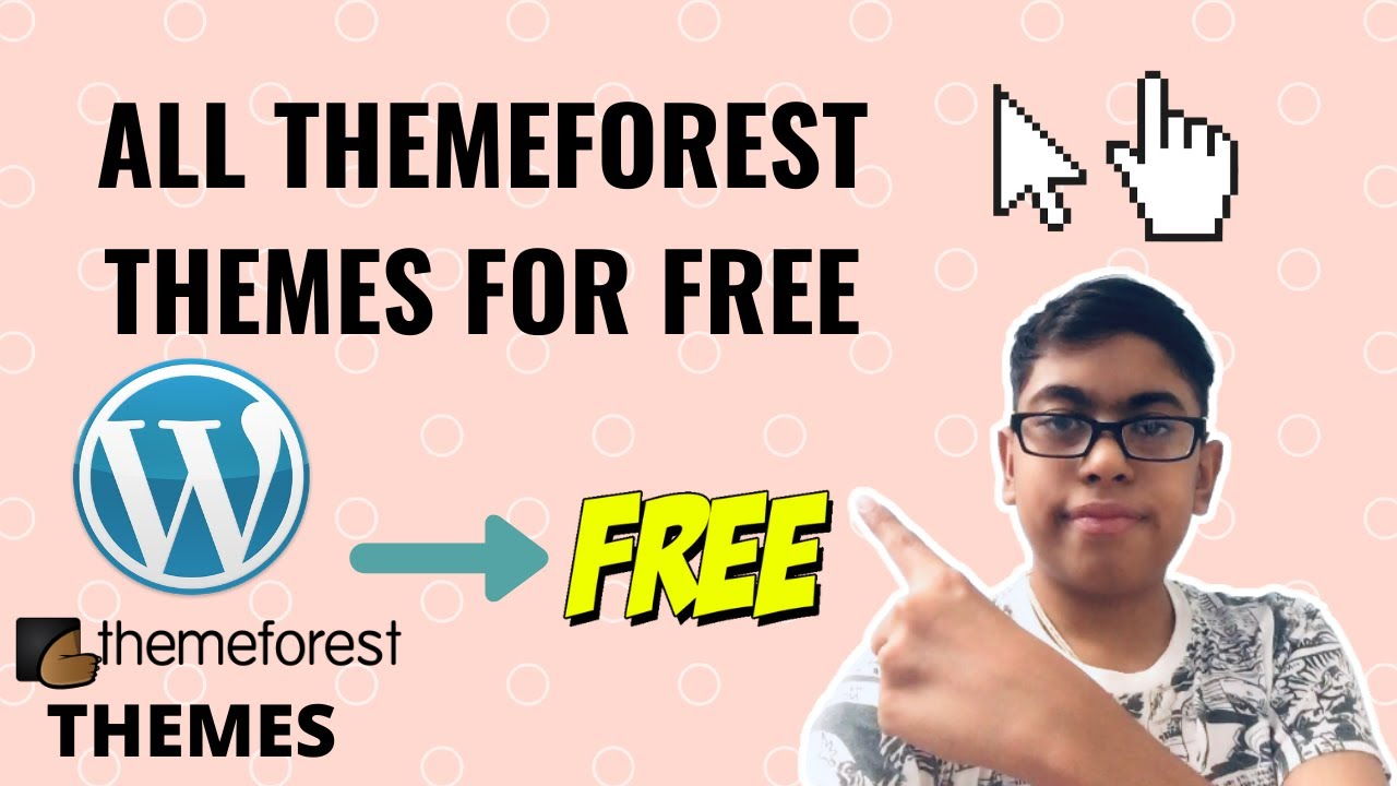 How to Get Most Wordpress Theme from ThemeForest for Free I 2020 I Dhruv Abhyankar