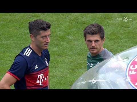 Robert Lewandowski vs Hoffenheim (Telekom Cup 2017) HD 1080i (15/07/2017) by 1900FCBFreak
