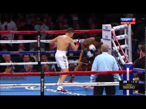 Gennady Golovkin vs. Willie Monroe Jr. HD / Геннадий Головкин - Уилли Монро