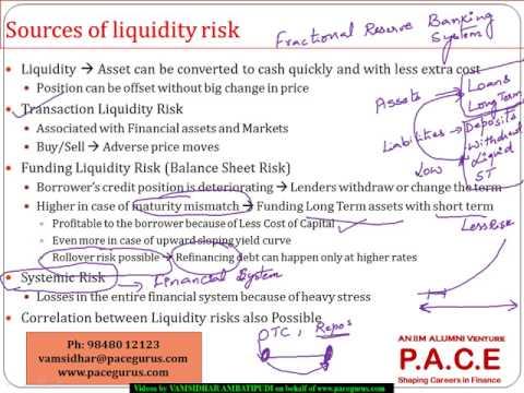 Liquidity and Leverage