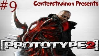 Prototype 2: HD Gameplay Walkthrough - Part 9 - Blacknet Side Missions