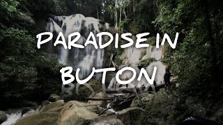 AIR TERJUN KANTONGARA ( BUTON , INDONESIA ) | TRAVEL VLOG #2