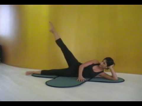 049531f2ad Cristina Iorio Pilates - matwork2 - YouTube