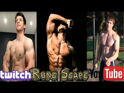 7 Most Ripped Runescape Players