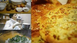 Беларуская кухня: лапуны / Belarusian cuisine recipe: Lapuny