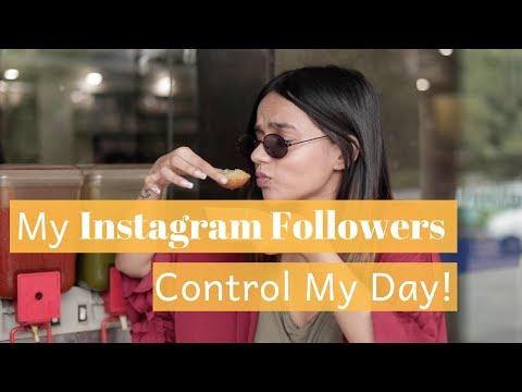 My Instagram Followers Control MY LIFE! | Komal Pandey