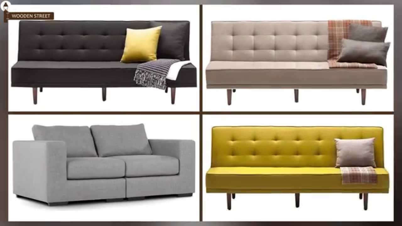 Fabric Sofa Buy Stylish Fabric Sofa Online From Wooden