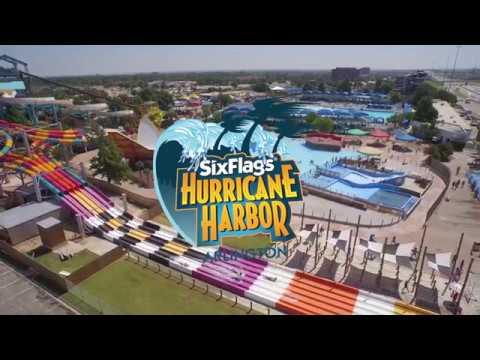 Hurricane Harbor is Hiring!