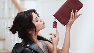 More celebrity news ►► http://bit.ly/subclevvernews selena gomez just signed a 10 million dollar deal to be the face of coach this is we are tal...