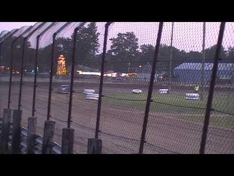 Lafayette County Speedway Fair Night 7-10-13