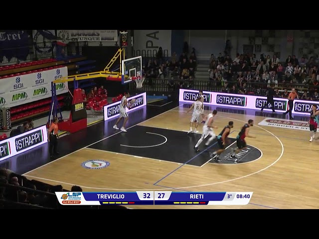 Blu TV | Highlights Rieti