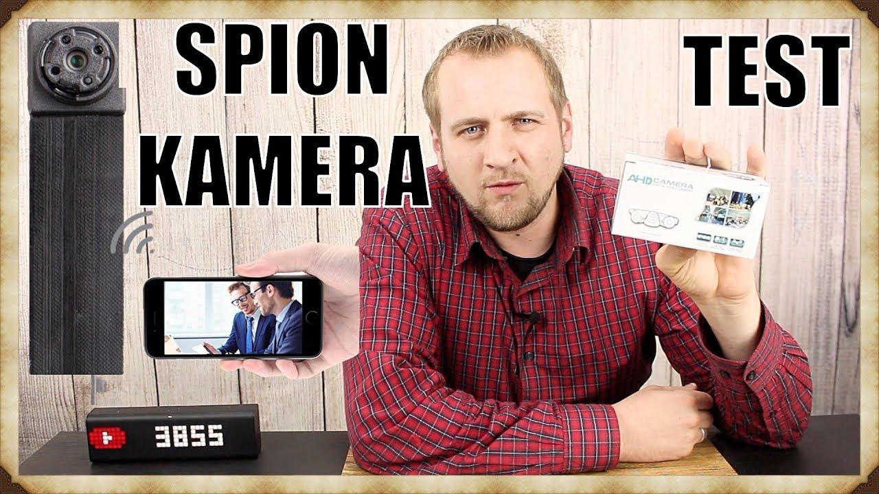 Kleinste Mini Kamera ,FREDI HD 1080P Tragbare Wlan