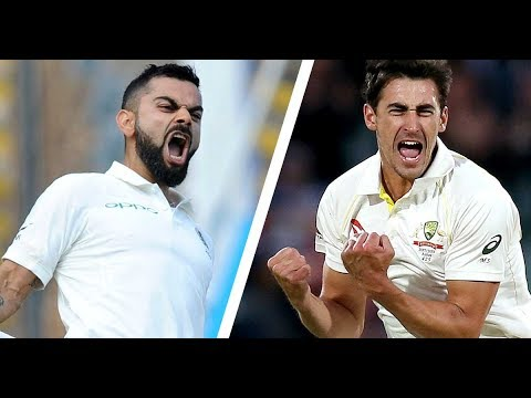 Mitch Starc, Virat Kohli and 'white line fever'