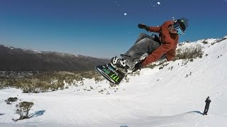 GoPro Snow: Athlete Highlights from Australia