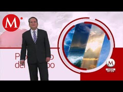 El Clima Para Hoy 20 De Noviembre, Con Abimael Salas