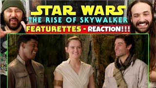 STAR WARS: THE RISE OF SKYWALKER | Featurettes - REACTION!!!