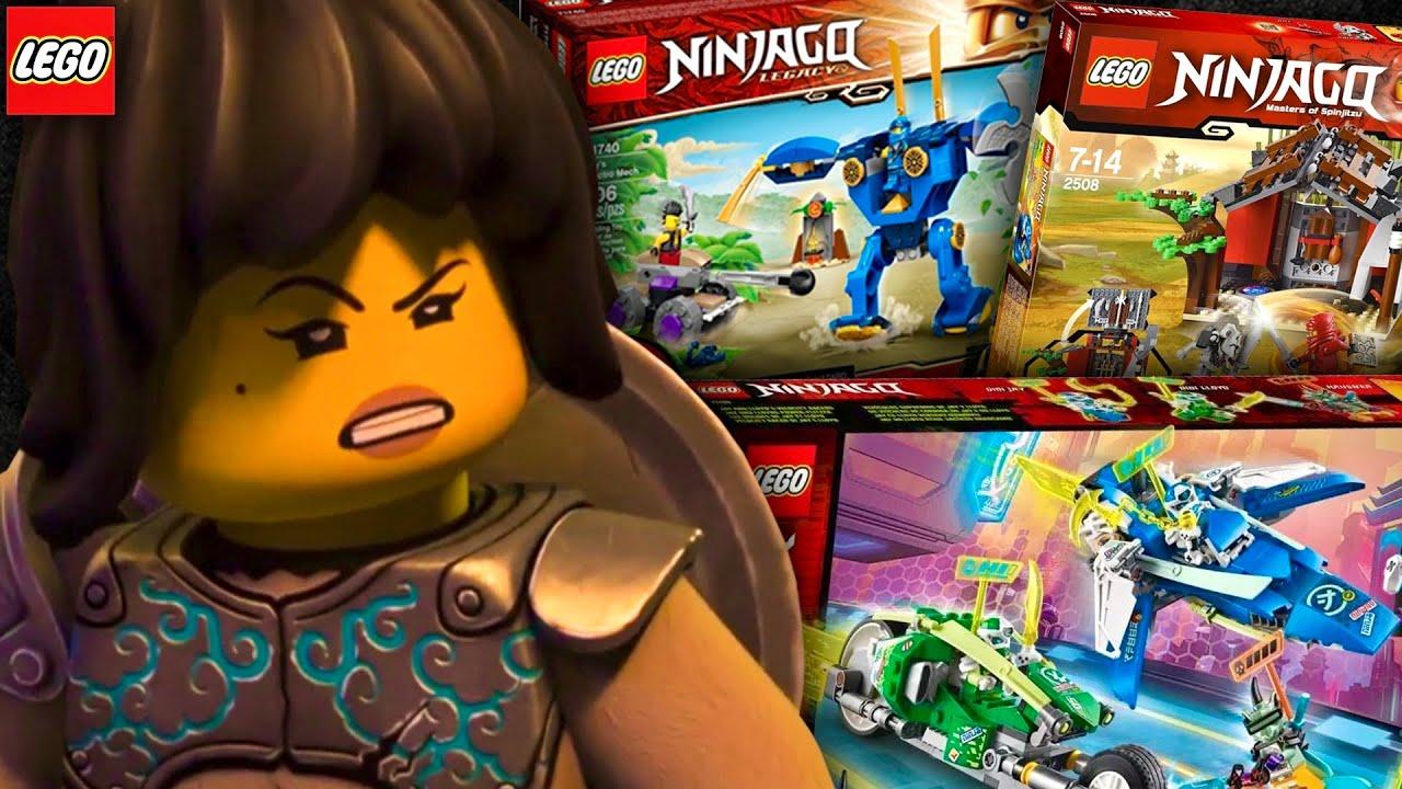 NAJGORSZE ZESTAWY LEGO NINJAGO