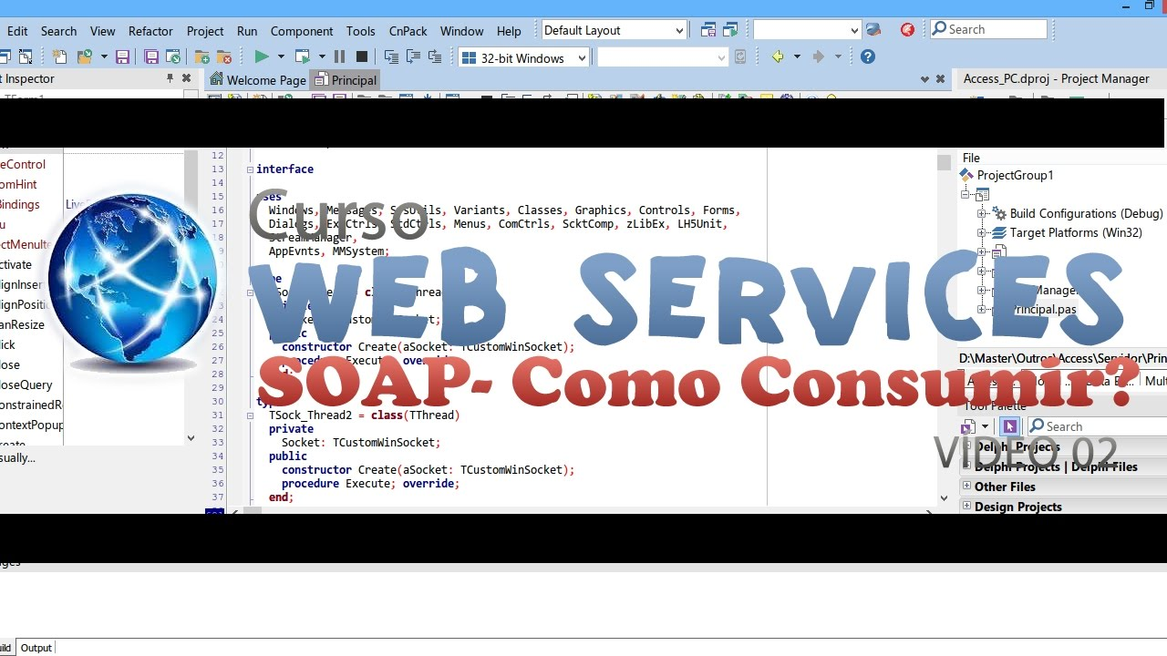 WebServices 3 - Como consumir um webservice soap