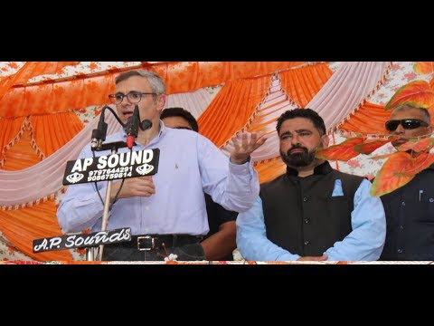 Omar Abdullah: Why doesn't BJP itself files case for abrogating Art 35 A