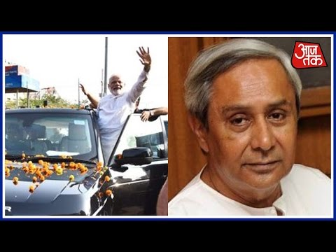 Was PM Modi's Roadshow In Bhubaneswar A Warning For Naveen Patnaik?