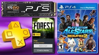 Ps5 Hardware & Ps5 Games - Free Ps4 Games & Bonuses - Ps Plus October 2019 Rumor  Playstation News