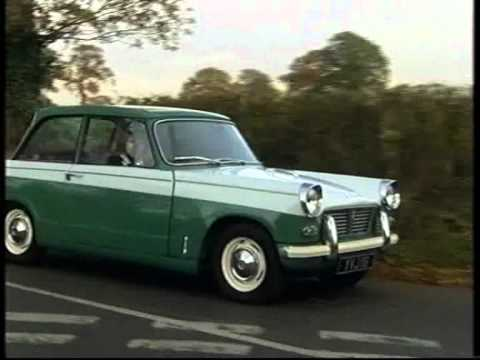 Classic British Cars Standard And Triumph Herald Youtube