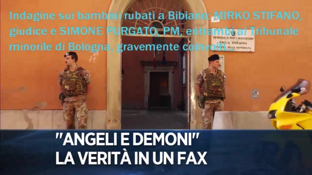 Bibiano: giudice e pm di Bologna  gravemente coinvolti - TG3, 27 Luglio 2019