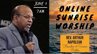 Calvary Temple Assembly of God Church, Whitefield, BLR - Sunrise Worship - 1 Jun 2020